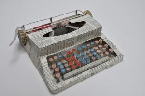 Paper typewriter